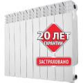 FIRENZE 500/100 10 секций, алюминиевый радиатор