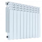 AQUAPROM (АКВАПРОМ) 500/100 4 секций, алюминиевый радиатор