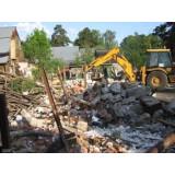 Демонтажная компания демонтаж зданий, вывоз мусора